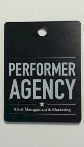 Agency label
