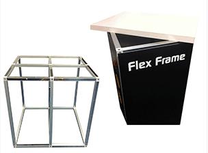 Flex frame doos